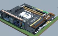 Intel Z97 GRYPHON ARMOR EDITION (ASUS TUF Series)