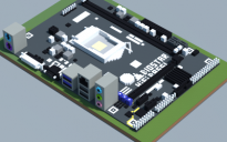 Intel B85S1 Hi-Fi (BIOSTAR)