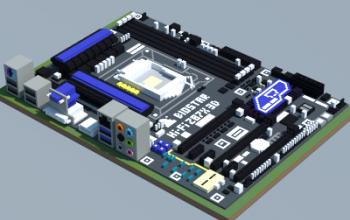 Intel Z87X 3D Hi-Fi (BIOSTAR)