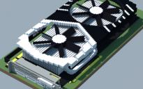 NVIDIA GeForce GTX 1070 Ti TITANIUM (MSI)