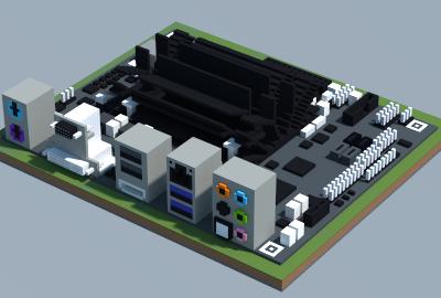 Intel Q2900-ITX (ASRock), creation #10978