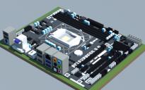 Intel H77 Pro4-M (ASRock)