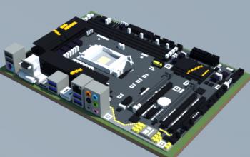 Intel H170-D3HP (rev. 1.0) (Gigabyte)
