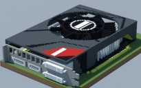 NVIDIA GeForce GTX 760 DirectCU Mini (ASUS)