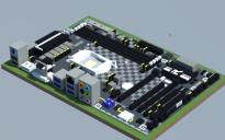Intel B150 RACING GT5 (BIOSTAR)