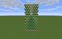 Cactus Farm: 16 long & 32 High
