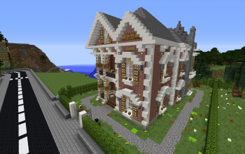 Victorian House #1