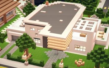 Modern House #7