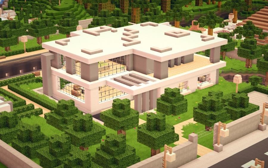 Modern House  8. Modern House  8  creation  1104