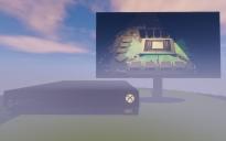 Xbox One X Console & Monitor