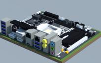 Intel Z370N WIFI (Gigabyte)