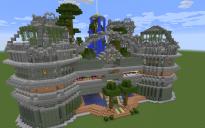 Jungle Mansion Project