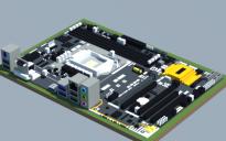 Intel B150-PLUS (ASUS)