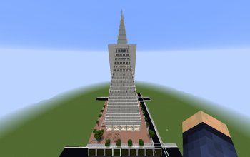 Transamerica Pyramid, San Francisco (Unfurnished)