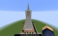 Transamerica Pyramid, San Francisco (Unfurnished)