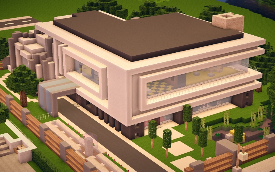Modern House 14 Creation 1110