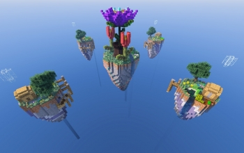 FlowerIslands - SkyWars