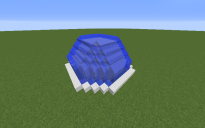 Water Dome Bed Defense