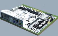 Intel Z170 SABERTOOTH S (ASUS TUF Series)