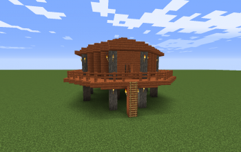 Acacia Hut 1