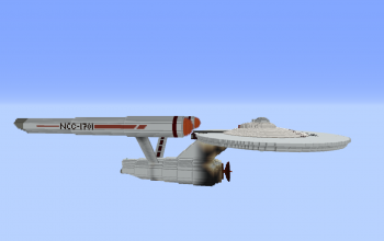 NCC-1701 Enterprise