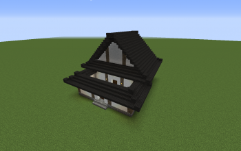 Asian Style House Nr3