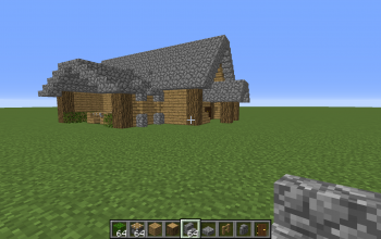 default survival house