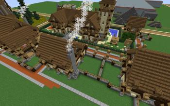 Nice Medieval Village