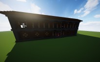 Mansion Minecraft 1.11