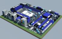 Intel Z77A-GD65 Thunderbolt (MSI)