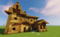 3 Player Mini Survival House