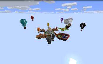 Spawn for Sky Block