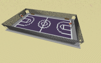 Basketball Blacktop