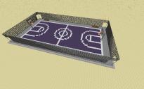 Basketball Blacktop