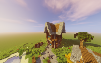 Medieval Small House