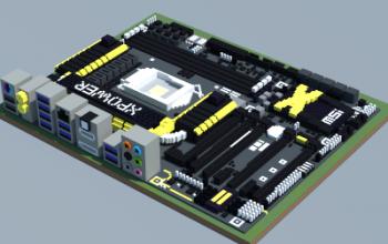 Intel Z97 XPOWER AC (MSI)