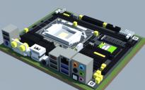 Intel Z87E-ITX (ASRock)