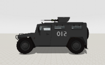 GAZ 2975 Tiger
