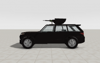 Sport SUV (Armored)