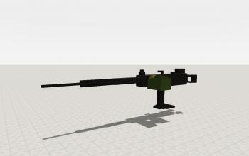 Vehicle Machine Gun