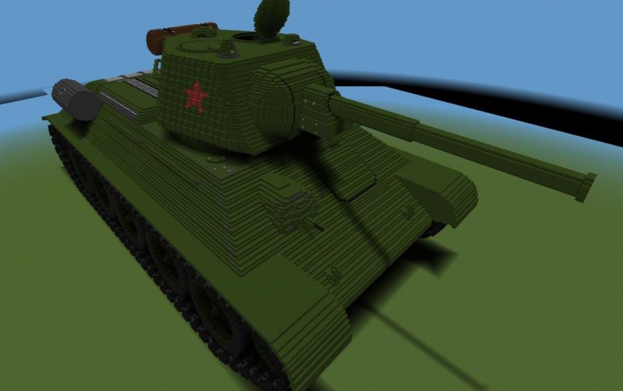 T 34 76 Mod 1942 Creation 1136