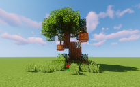 Tree (Lanterns)