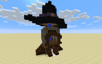 Witch Hat Tower