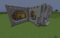Mansions front entrance
