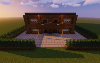 House (With Pool)