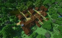 Medieval Forest Village