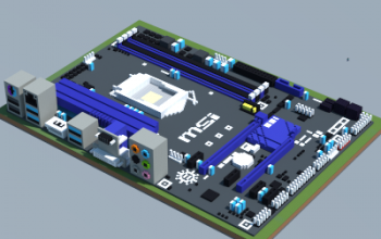 Intel H97 GUARD-PRO (MSI)