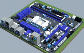 Intel H77MA-G43 (MSI)