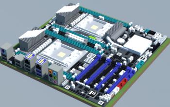 Intel Z9PE-D8 WS (ASUS)