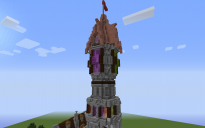 The highest tower I have ever builded